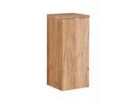 Capri Oak 811 - szafka niska z koszem