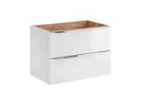 Capri White 821 - szafka pod umywalkę