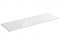 Capri White 893 - blat biały 140 cm