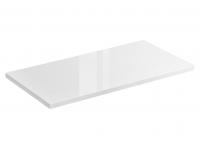 Capri White 890 - blat biały 60 cm